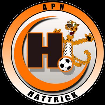 Logo Akademii piłki nożnej Hattrick